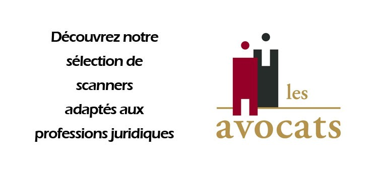 Scanners pour Avocats